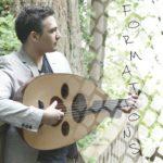 Navid plays Oud in Vancouver
