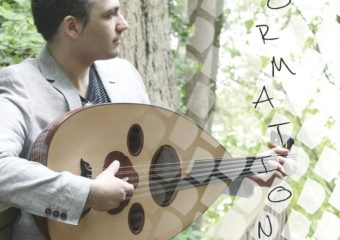Solo Oud Album Formations Released by Navid Goldrick (free)
